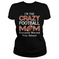 Crazy Football Mom
