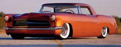 Custom 1957 Lincoln Continental Mark II