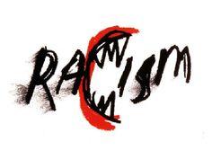 Racism Social Poster, Self Authored Silkscreen 26 x 1993 Pop Art, Protest Posters, Illustrations, Illustration Art, Museum Of Modern Art, Art Museum, Grafik Design, Art Design, Design Styles