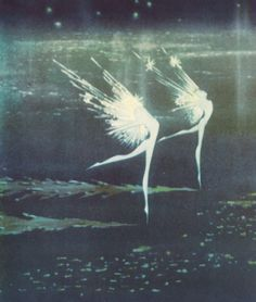 Frost Fairies - The Nutcracker Suite from Walt Disney's Fantasia, 1940 - I loved the frost fairies in Fantasia! So whimsical. Aesthetic Art, Aesthetic Pictures, Forest Fairy, Snow Fairy, Fairy Art, Faeries, Pretty Pictures, Wall Collage, Ethereal
