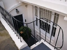 basement apartment entrance. basement entrance ideas  Google Search i would love to live in a level garden flat here