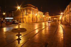 Paseo Baquedano en Iquique. Foto de Jorge Riquelme.