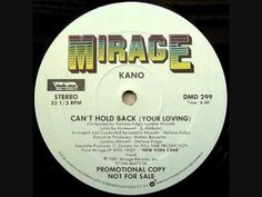 Kano - Can't Hold Back Your Lovin' - YouTube