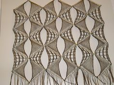 Panneau Bobbin Lacemaking, Lace Patterns, New Art, Arts And Crafts, Textiles, Embroidery, Type, Sewing, Abstract
