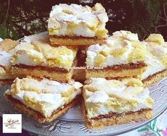 Főispánné remeke Good Food, Yummy Food, Christmas Desserts, Cake Cookies, Biscotti, Cheesecake, Dessert Recipes, Food And Drink, Cooking Recipes