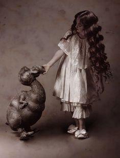 Vladimir Clavijo-Telepnev's Alice in Wonderland series