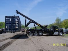 Loaded container box ? No problem. https://www.facebook.com/pages/Waffco-Heavy-Duty-Towing-and-Recovery/240898298074?