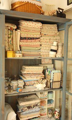 my craft shelf | Flickr - Photo Sharing!