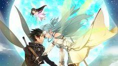 Kirito, Asuna & Yui - By Sword Art Online Kirito and Asuna ღ