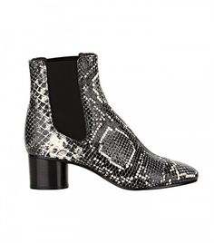 Isabel Marant Python Stamped Danae Boots