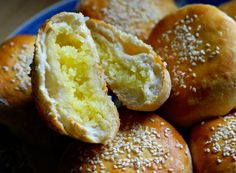 chinese buffet coconut buns | ChinDeep