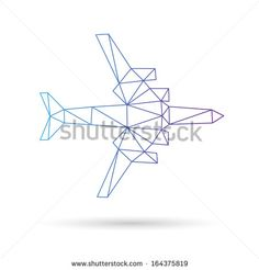 airplane abstract