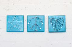 DIY String Art | Darby Smart | Wall Decor