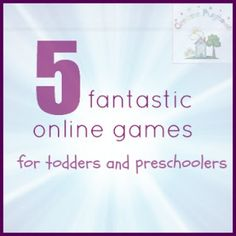 5 Fantastic Online Games for Toddlers and Preschoolers   Creative Playhouse