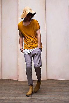 Acne Spring 2011 Menswear