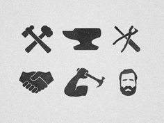 Bench icons