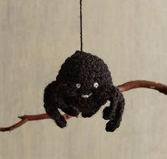 Crochet Amigurumi Spider : 1000+ images about Crocheted - Bugs & sea creatures on ...