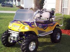 Steves Custom Golf Carts in Moyock, NC - Find.HamptonRoads.com