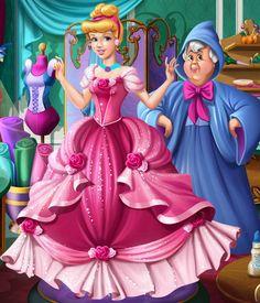 Cinderella's+ball+gown+by+unicornsmile.deviantart.com+on+@DeviantArt
