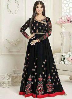 Indian Chiffon Frock, Ladies Replica, Replica Shop Online