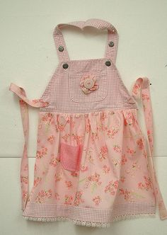 Cute apron upgrade!