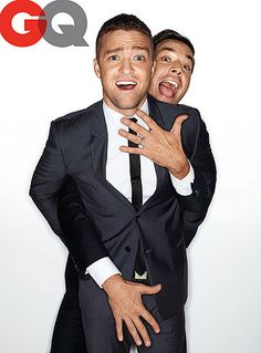 Jimmy Fallon and Justin Timberlake ranked among GQ's Men of the Year.