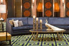 Sheraton Philadelphia Society Hill Hotel Lobby