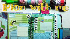 PLAN WITH ME #2 Bullet Journal, How To Plan, Youtube, Diy, Bricolage, Do It Yourself, Youtubers, Homemade, Diys