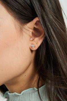 Featuring Round Shape 'Better Diamond' Diamond Earrings, Stud Earrings, Best Diamond, Diamonds, Shapes, Color, Jewelry, Women, Jewlery