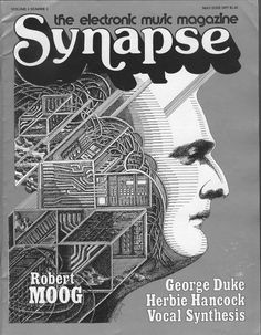 Synapse the electronic music magazine vol 2 no. 1 may/june 1977