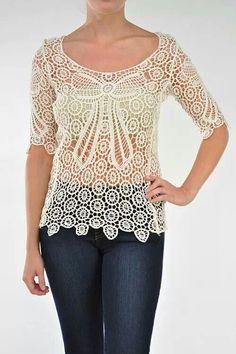 Shirts | shirt | lace shirt