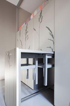 Tiny Apartment in Paris by Kitoko Studio (4)