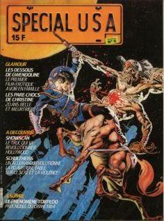 l'Echo des Savanes année en 1984