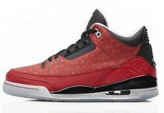 "THE SNEAKER ADDICT: Air Jordan 3 ""Doernbecher"" Retro Sneaker Release Date"