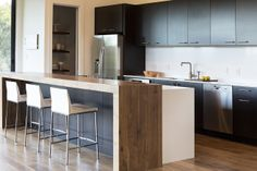 TreeHouse Kitchen Projects Westlake Hills Home Modern Kitchen Featuring  Walnut Http://treehouseonline.