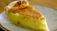 Buttermilk Pie, an all-time Southern favorite | Sean Brock on FoodThinkers.com