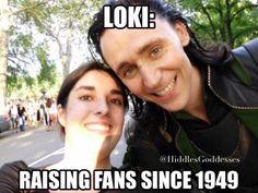 Tom Hiddleston,Loki