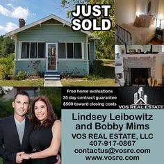 VOS Real Estate does it again! Call us today at 407-917-0867 for your Free Home Evaluation!   #vosre#longwoodrealestate#lakemaryrealestate #realestate #homesforsale #longwoodhomesforsale #sanfordhomesforsale #realestateexperts #lakemaryhomesforsale