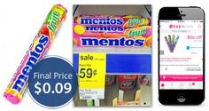 Mentos Roll, Only $0.09 at Walgreens!