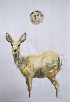 'Sniper'  by UK artist  Susan Keshet - see new work  at www.susankeshet.com
