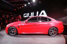 2015 Alfa Romeo Giulia revealed | Autocar