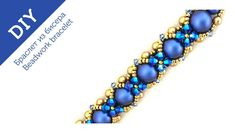 tom+alice Beaded Bracelets for Women Stackable Handcut Natural Stones 5 pcs Ermish Stretch Set Bangle – Fine Jewelry & Collectibles Beaded Cuff Bracelet, Seed Bead Bracelets, Cuff Bracelets, Jewelry Making Tutorials, Beading Tutorials, Beaded Jewelry Patterns, Beaded Jewellery, Metal Beads, Bead Crafts