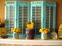 adorable shutter idea | Ode to Inspiration