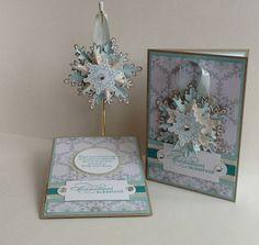 Festive Flurries Ornament Kit