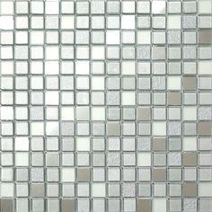 Hardys Fliesen defected green mosaik fliesen glasiert glänzend stein mosaik