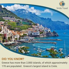 There are a number of interesting facts about #Greece. Not only is it astonishingly beautiful, but it has a long and interesting history too. Here's a lesser known fact about the country. #TravelTopia