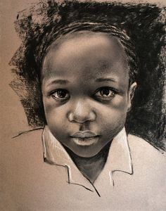 """By @lynnbabs #Nairobi #RoyalinkLearning #children #Kenya #child #africa #OriginalArt #Artists #art #braids #drawing #beautifulgirl #African #RoyalinkNairobi #glasgow """"One of my earliest memories is of my maternal grandmother bringing me some coloured crayons and paper one rainy day in Aberdeen - my home town. She had always been a very creative lady who rarely had any free time to engage her artistic side so encouraged me to do so instead."""