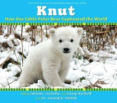 When Knut was a baby his mother was unable to care for him, so Thomas Dorflein, the bear keeper at Zoo Berlin, became his foster father. Arctic Polar Bears, Cute Polar Bear, Polaroid, Turtle Pond, Tribeca Film Festival, Bear Cubs, Social Issues, History Books, True Stories