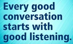 Are you a good listener? One skill that hardly anyone talks about - http://tom-doherty.com/why-you-should-become-more-charming/