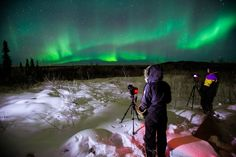 Word of Mouth: Fairbanks - The aurora borealis, skijoring, street art and more in our guide to the Alaskan city